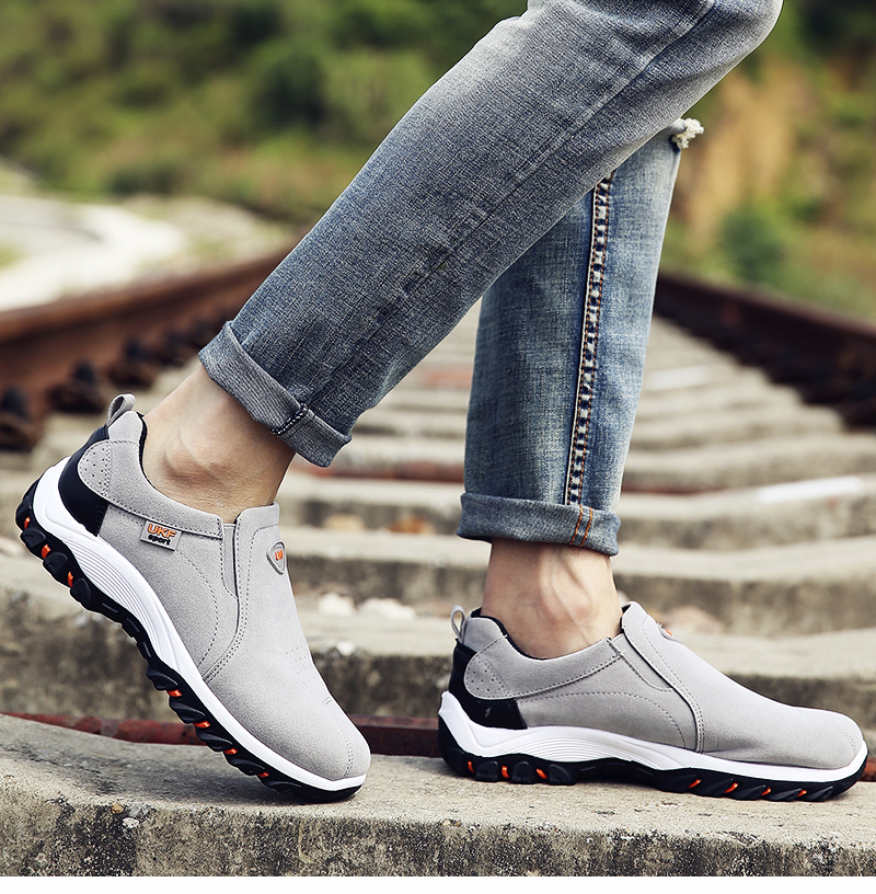 HTB11Y1ravjsK1Rjy1Xaq6zispXa1 VESONAL Spring Summer Slip-On Out door Loafers Sneakers For Men Shoes Breathable Suede Male Footwear Walking comfortable