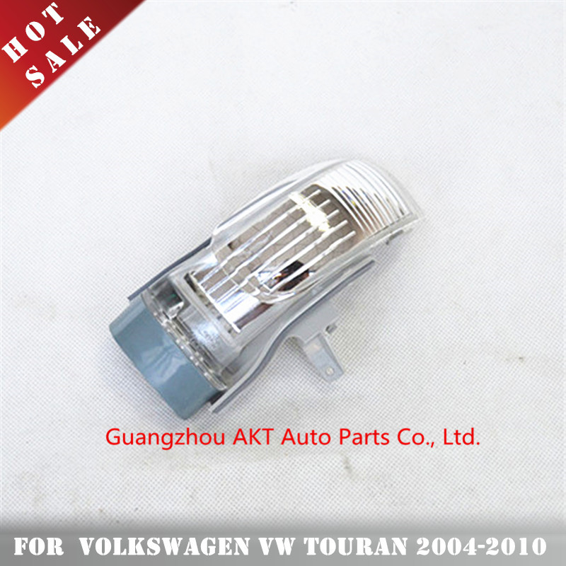 ФОТО  Rearview mirror turn signal Side mirror lamp OEM:1T0 949 101 fits  for  Volkswagen VW Touran 2004-2010 Left side