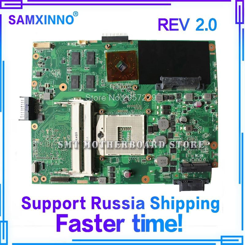 K52JR Motherboard 512M-REV:2.0 RAM For ASUS K52JU X52J A52J K52J laptop Motherboard K52JT Mainboard K52JR Motherboard test ok k52ju laptop motherboard mainboard for asus k52jt k52j k52jc a52j x52jc x52j k52je with hd6370 512m ddr3