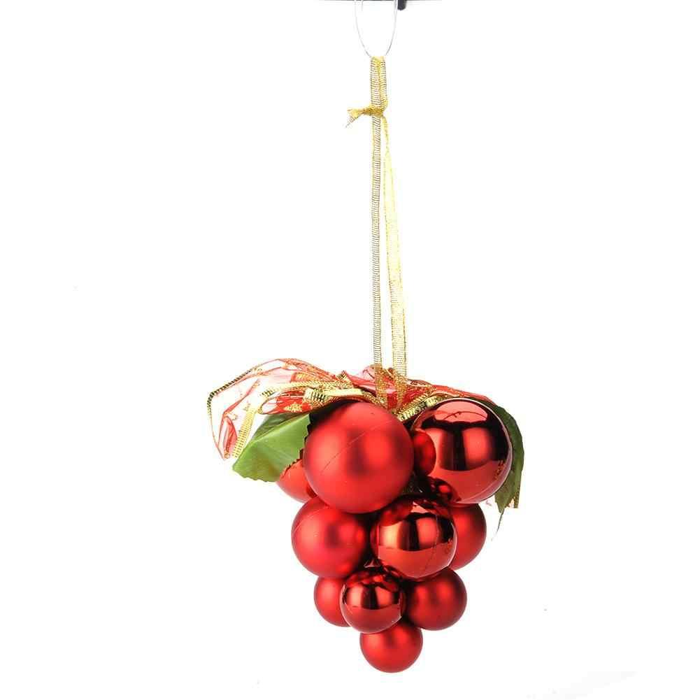1 шт. новогодняя елка Декоративный Шар Елочная игрушка навесная Рождественская вечерние украшения для рождественские украшения для дома вечерние принадлежности