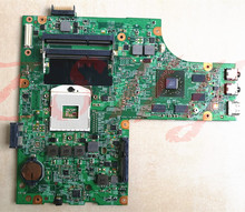 for Dell inspiron N5010 laptop motherboard CN-0VX53T 0VX53T 48.4HH01.011N DDR3 Free Shipping 100% test ok