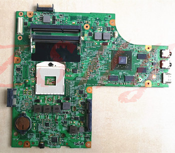 for Dell inspiron N5010 laptop motherboard CN-0VX53T 0VX53T 48.4HH01.011N DDR3 Free Shipping 100% test ok cn 0vvn1w 0vvn1w vvn1w for dell inspiron n5110 laptop motherboard hm67 ddr3 fully tested work perfect