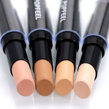 Hot Women Daily Facial Makeup Dark Eye Circle Hide Blemish Face Care Blemish Creamy Concealer Stick wyt77