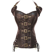 Plus size Espartilho Mulheres Trainer Cintura Palácio Corset gothic steampunk corset Mulheres mulher shaper Do Corpo de emagrecimento cueca Shapewear