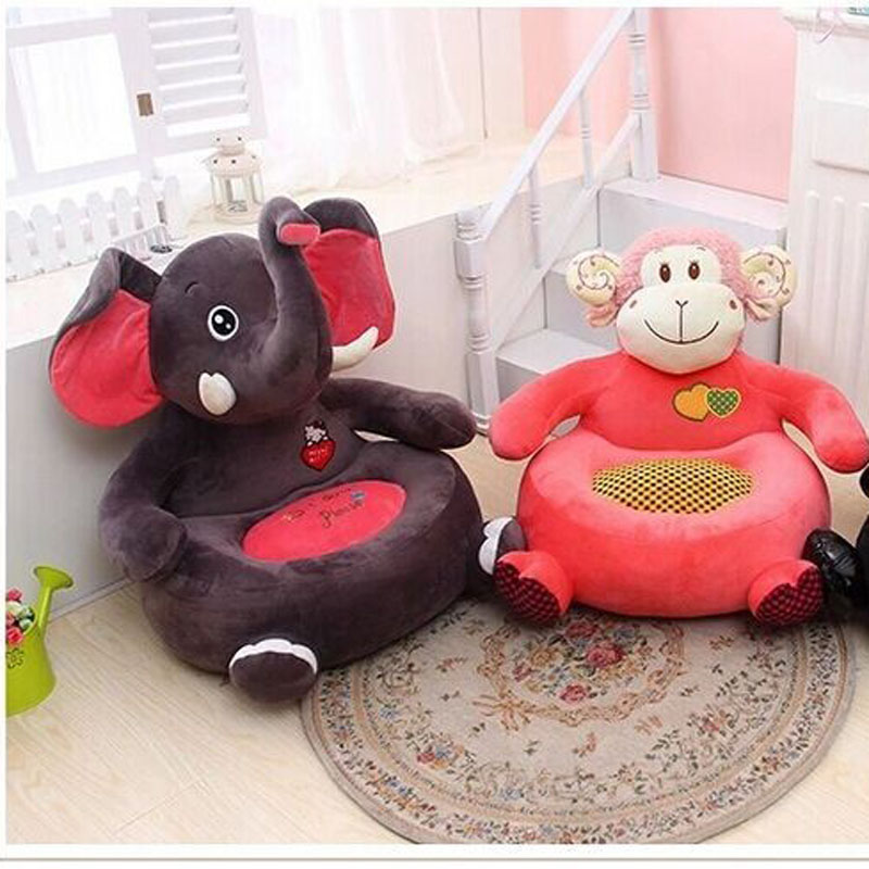 Kids Beanbag Sofa Chairs / Child Bean Bag Portable Seat / Relaxing Chairs  Cute Plush Toys And Stuffed Animals Corner Sofa In Stuffed U0026 Plush Animals  From ...