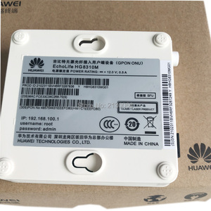 Image 3 - Cáp Quang FTTH Chuyển Đổi Hg8310m, Huawei Cáp Quang FTTH, Epon Onu, ban Đầu Huawei Tiếng Anh 1 Địa Cổng Ethernet Epon Nhà Ga Cáp Quang FTTH Onu