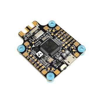 Mateksys F722-SE Flight Controller STM32F722 MPU6000 ICM20602 BMP280 OSD SD Card Slot 5 UARTs 8 DShot PDB Current Sensor BEC 5V