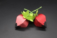 ZhuoAng Delicate strawberry Metal Cutting Mold DIY Scrapbook Album Decoration Supplies Clear Stamp Paper Card