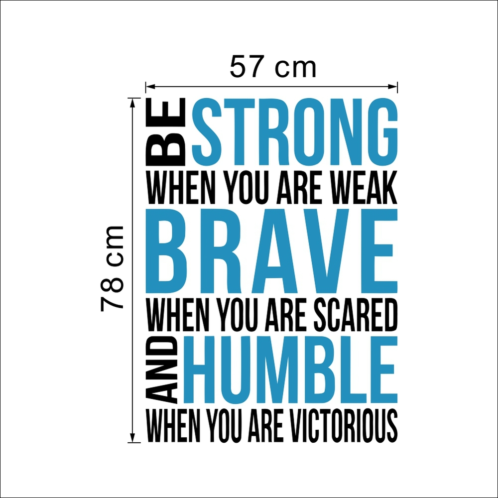 Brave Quotes 8434* Explosion Models Humble Strong Brave Quotes Inspirational
