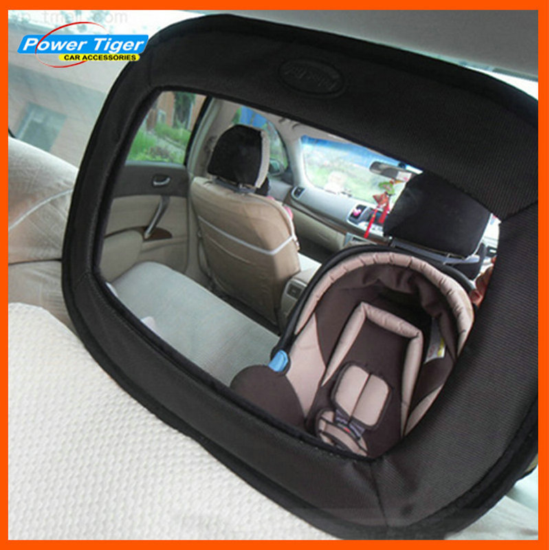 2017 New Arrived Car Interior Baby Monitor Mirror Back Seat Safety Rearview Mirror Baby Reverse Safety Seats Basket Mirror