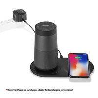 2in1 USB Charging Dock Base Cradle Charger For Bose SoundLink Revolve For Samsung S9 D.11