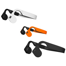 Open-ear Bone Conduction Headphone Sweatproof Wireless Sports Headset Bluetooth Earphones for Running/ Driving/ Hiking/ Climbing