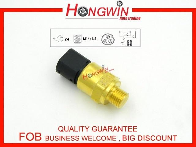 61318-361787 de la temperatura del refrigerante/interruptor del ventilador para BMW-318i 318ti Z3... radiador de 80-88 grados OE N. ° 1378073,61311378073