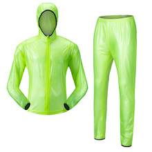Basecamp Cycling Raincoat Hooded Men Women Waterproof Rainproof MTB Rain Coat Bike Jersery Capa de Chu