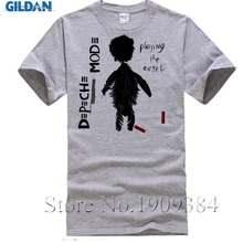 3b98ee6c5b phiking Mens DEPECHE MODE T-shirt Rose Violator Electronic Wave Dave Gaham  cute long