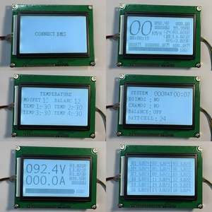 Image 2 - DYKB Smart display 7S to 20S Lifepo4 li ion Lipo LTO Battery Protection BMS Bluetooth APP 400A 300A 100A 80A 10S 12S 13S 14S 16S