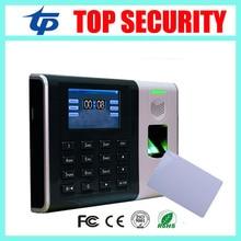 RJ45 TCP/IP USB fingerprint time clock device different language biometric fingerprint time attendance clock recorder terminal