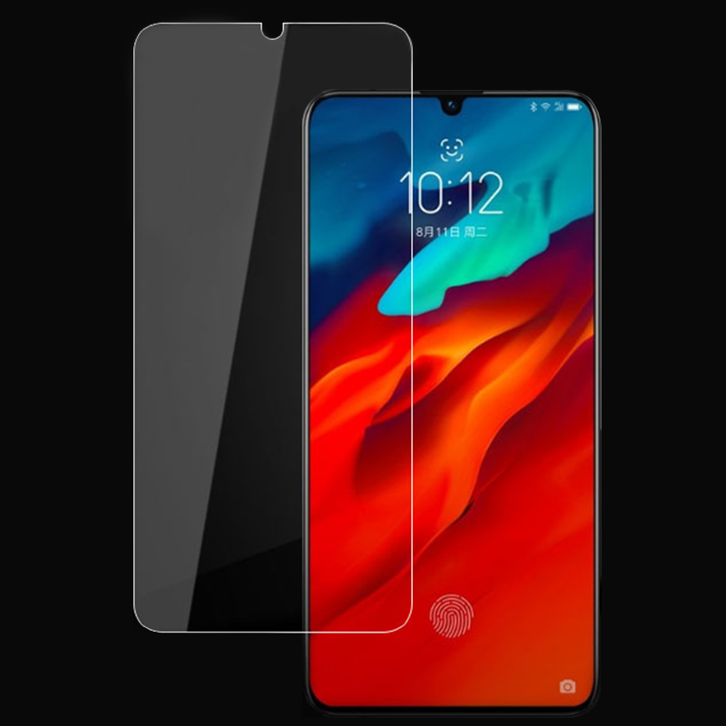 2PCS 9H Protection Film Transparent Tempered Glass For Lenovo Z6 Pro Screen Protector Toughened Protective