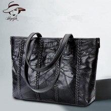 New Fashion Hot Sale Famous Brand Genuine Leather Women Handbag Vintage Messenger Tote Girls Crossbody Shoulder Bags Trend Bag