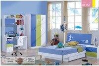 2019 Loft Bed Set Child Desk Chair Meuble Enfant Kids Table Wood Kindergarten Furniture Camas Lit Enfants Childrens Bunk Beds