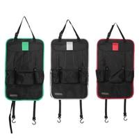 Auto Car Back Seat Organizer Holder Bag Multi Pocket Travel Storage Hanging Bag Baby Diaper Bag