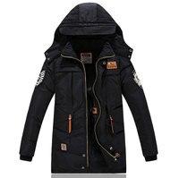 30 degree Children's Winter Jackets for Boys Snowsuit Duck Down Kids Windbreaker Parka Warm Thick Coat Zip Teenager Outwear