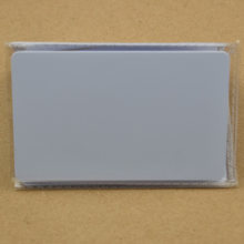 1pcs/lot NFC Tag Ntag215 504 Bytes ISO14443A PVC White Cards For Android,IOS NFC Phones(China)