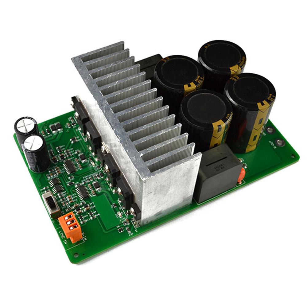 IRS2092 2000W Class D Dual <font><b>HIFI</b></font> Stage High Power Digital Power <font><b>Amplifier</b></font> Finished Board image