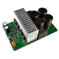 Irs2092 2000 w classe d dupla alta fidelidade estágio amplificador de potência digital placa terminada