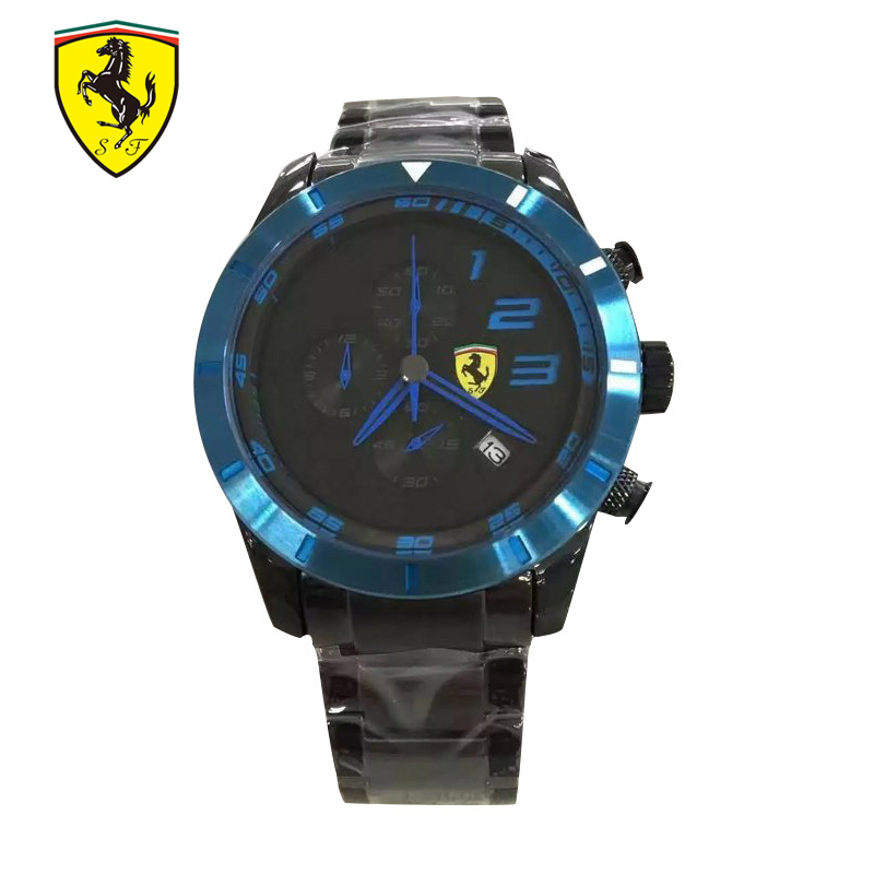 FERRARI Brands Classic Business Men Watches Fashion Casual Luxury - Relojes para hombres