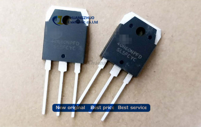 10pcs/lots 40N60NPFD TO-3P 600V 40A Special IGBT Tube For Inverter Welding Machine TO-247
