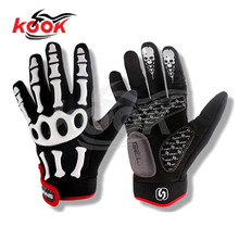 Off Road Racing Motorcycle Motorbike Gloves Motocross Full Finger Gloves BMX ATV Accessories bicycle Protective Gears bike parts