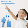 Newest Cute Fish Wristband Anti-Lost Safety Alarm Child Pet Locator Security Monitor