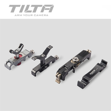 Tilta 15mm 렌즈 지원 LS T03 LS T05 19mm pro 렌즈는 긴 줌 렌즈 렌즈 서포터 브래킷을위한 LS T08 LS T07 지원합니다.
