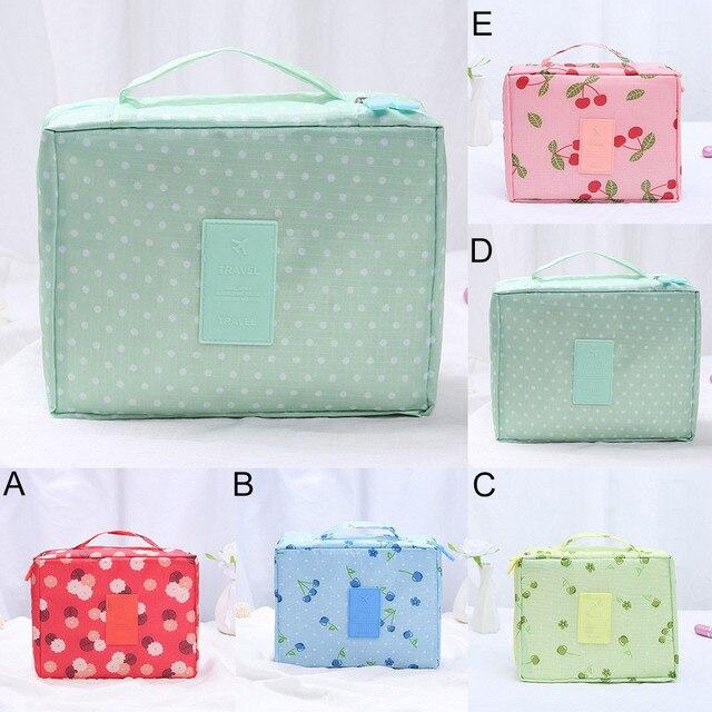 Make up Lagerung Tasche Reise Waschen Taschen Multi Funktionale Kosmetik Tasche Mehrzweck Reise Lagerung Pouch Organizer Lagerung Box