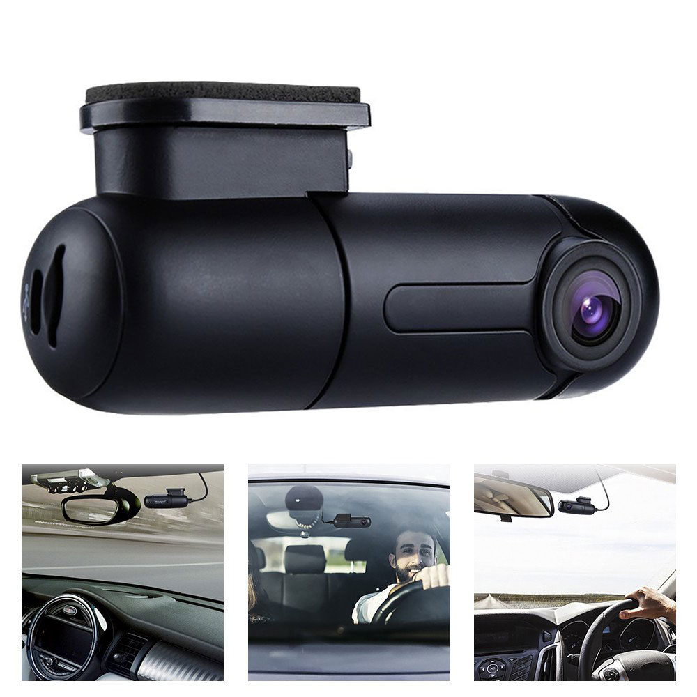 Dash Cam Car DVR Camera Full HD 1080P 360 Degrees Dashcam Night Vision G Sensor dashboard