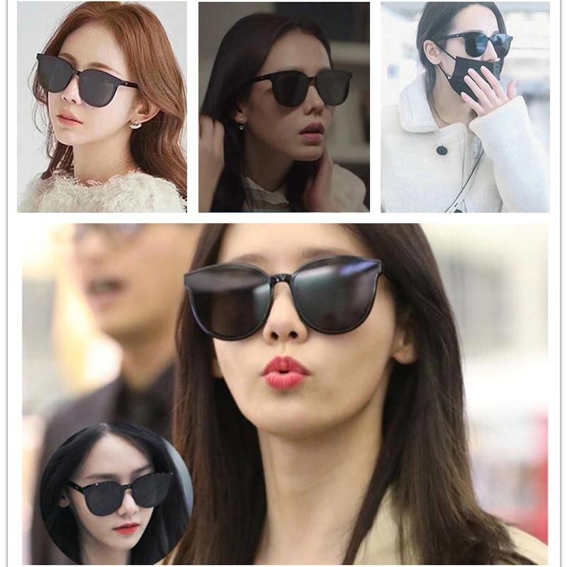 Frauen 002 Design Sonnenbrille Box Mit Retro Flache 2019 Gleichen Marke Big 003 004 Superstar Die 001 Männer Luxus Mode Absatz Koreanischen gqwqdU1