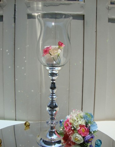 Free Shipping Vintage Flower Vasetable Centerpiece56cm Tall