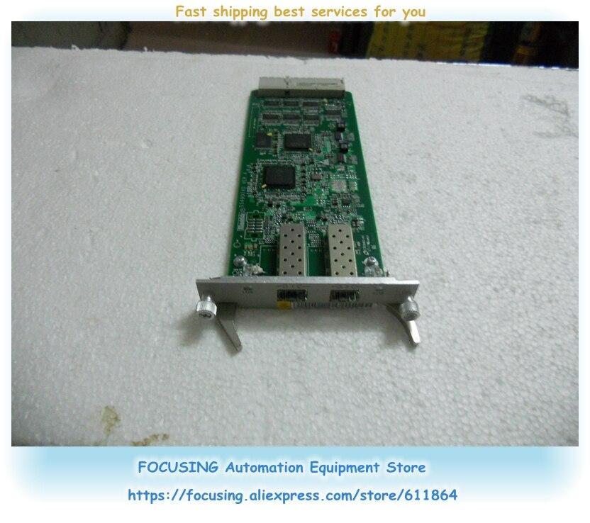 Оригинальный OI2 волоконно оптическая связь Карта оборудования SS49OI2D02 S1.1 Промышленная материнская плата