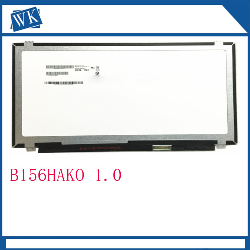 Free Shipping B156HAK01.0 15.6inch Laptop Lcd Touch Screen 1920*1080 EDP 40 Pins with Touch FunctionFree Shipping B156HAK01.0 15.6inch Laptop Lcd Touch Screen 1920*1080 EDP 40 Pins with Touch Function