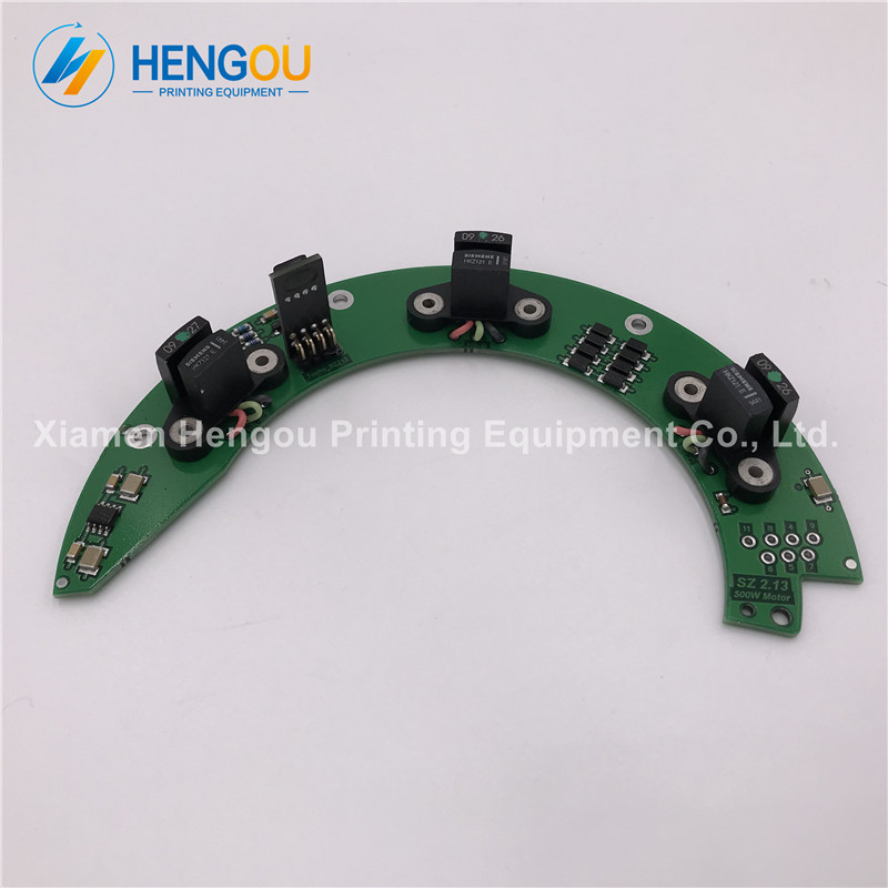1 Piece DHL free shipping Heidelberg CD102 500W water motor inside board 61.198.1243, SZ2.13 board цены онлайн