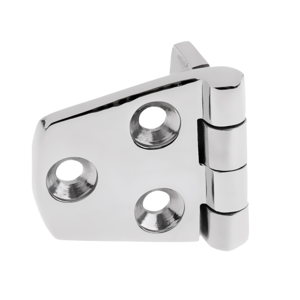 Image 2 - Strong Durable Marine 316 Stainless Steel Boat Door Hinge 2.24' x 1.5'-in Marine Hardware from Automobiles & Motorcycles