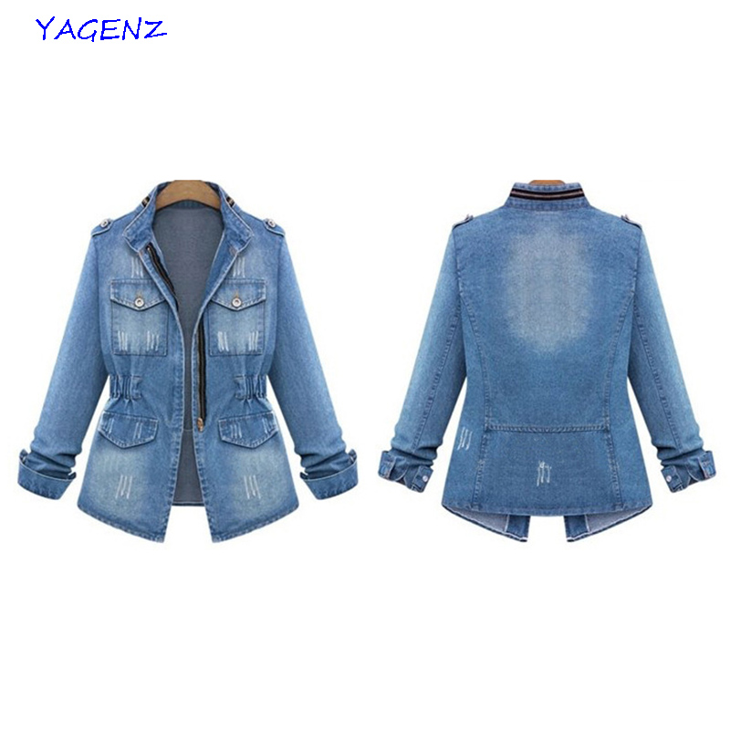 Aliexpress.com : Buy 2017 Best selling! Denim Jacket Women High ...