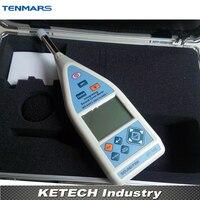 Noise Dose Meter Sound Level Tester TENMARS ST106