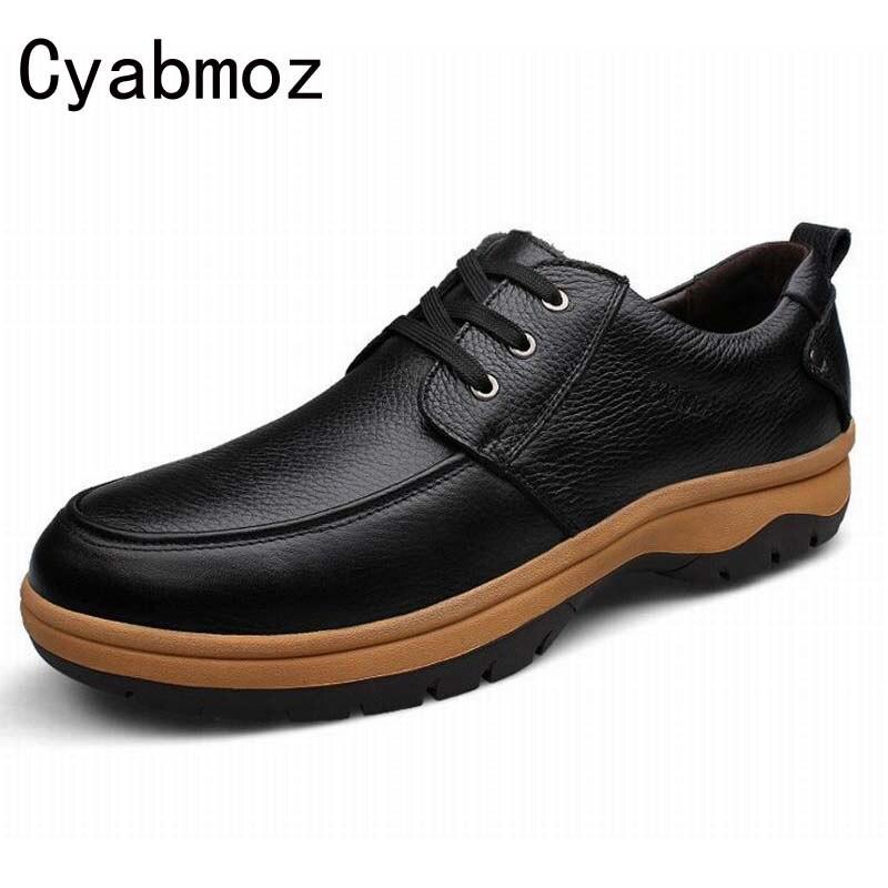 большой размер 45 46 47 48 49 50 51 52 53 мужчин из натуральной кожи свободного покроя обувь высокое качество мода обувь оксфорды мужчины бизнес платье обувь