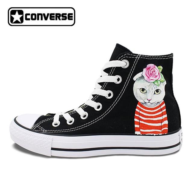 zapatillas de lona converse