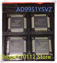 NEW 1PCS/LOT AD9951 AD9951YSVZ AD9951YSV TQFP-48 IC