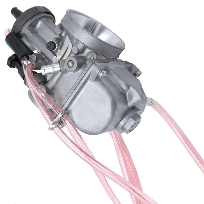 Pour carburateur Keihin PWK38 PWK modèle 38 MM 150/350 CC moteur Carb Striker