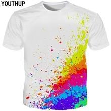 Galeria de color splash shirt por Atacado - Compre Lotes de color splash  shirt a Preços Baixos em Aliexpress.com ca7be98c1457