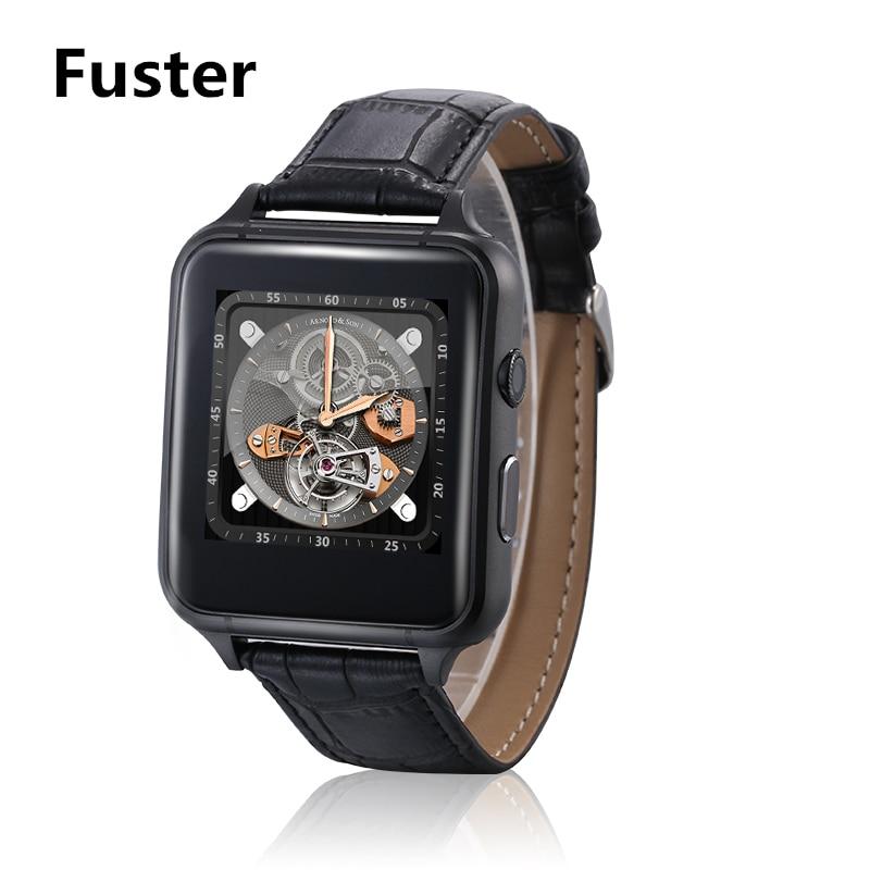 Fuster MTK6261 Sim Card Smart Watch support FM Radio Video Record and Player Smartwatch Whatsapp/Facebook Wristwatch